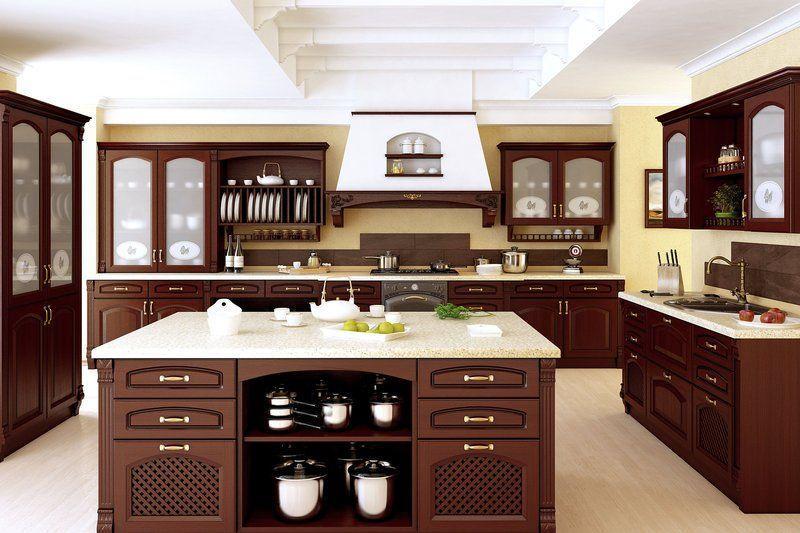 16 Clasic kitchen ideas – photos, inspiration  Rilane