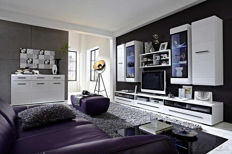 15 Modern living room design ideas – photos, pictures - Rilane