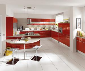 16 Ideas red kitchen – photos, design, inspiration