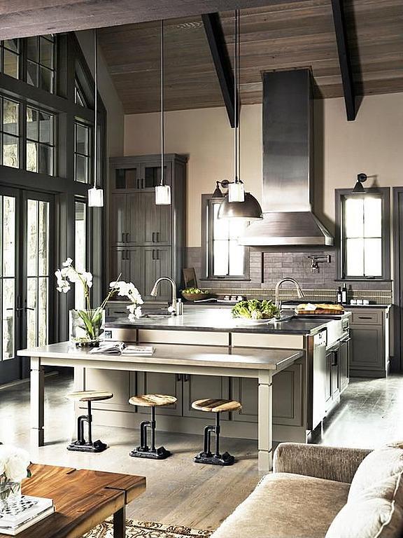 12 Inspiring Kitchen Design Ideas - Rilane