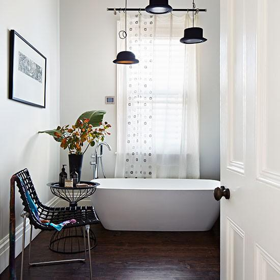 eclectic bathroom - Eclectic Bathroom