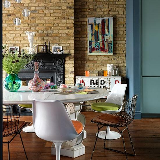30 Incredible Eclectic Dining Designs: 10 Amazing Dining Room Design Ideas