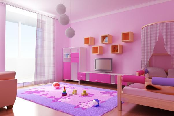 10 Vibrant Kid\'s Bedroom Paint Color Ideas - Rilane
