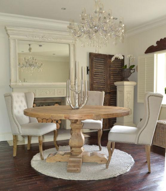 Reclaimed Wood Dining Tables For A Natural Touch In Your
