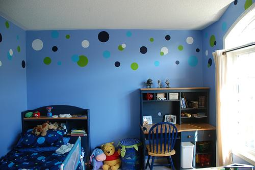 Sky Blue. 10 Vibrant Kid s Bedroom Paint Color Ideas   Rilane