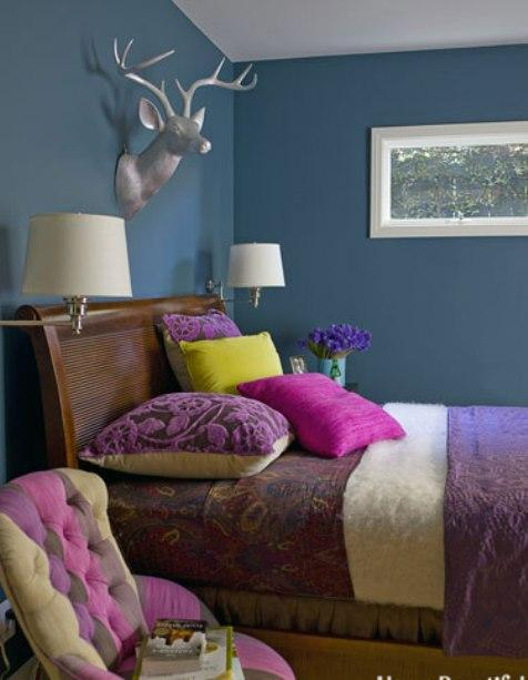15 Inspiring Bedroom Paint Color Ideas