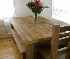 Reclaimed wood dining tables for a natural touch in your home