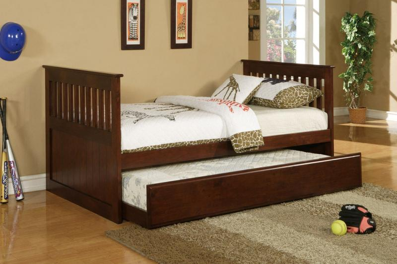 the idea of trundle beds for kids