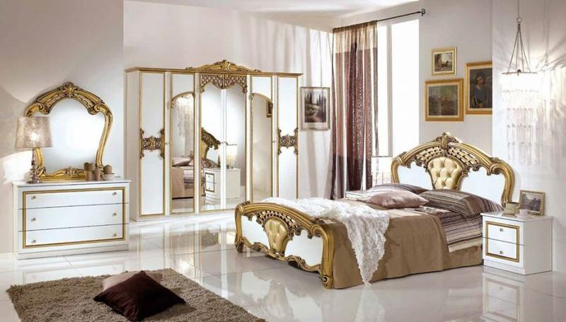 17 ideas for classic bedroom photos inspiration rilane. Black Bedroom Furniture Sets. Home Design Ideas
