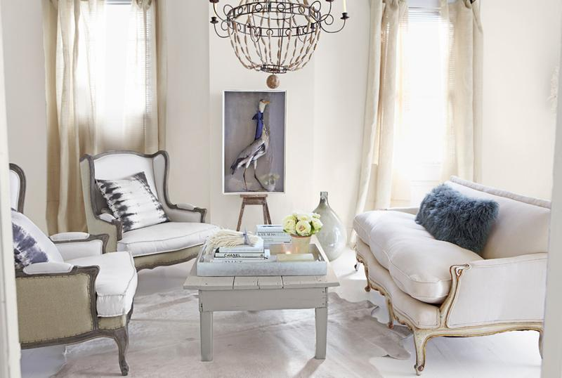20 White Living Room Decor Ideas