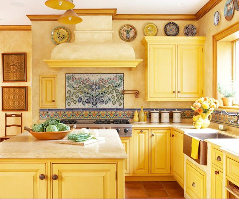 Bright Kitchen Ideas 20 traditional kitchen design ideas - rilane