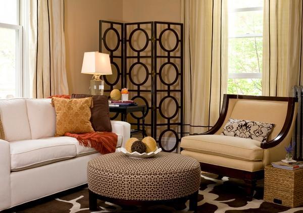 Charmant Classy Furniture Arrangment