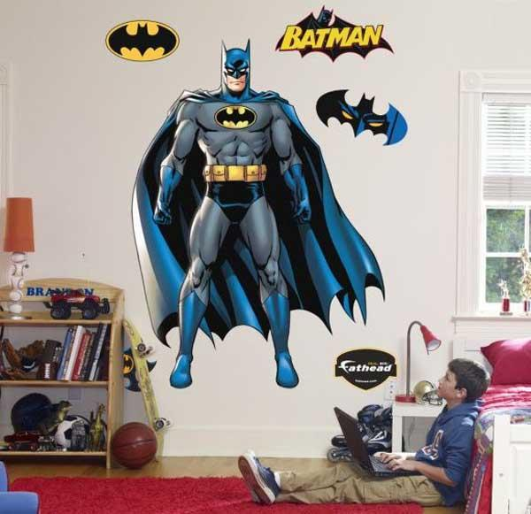 10 Cool Superhero Inspired Bedrooms for Boys