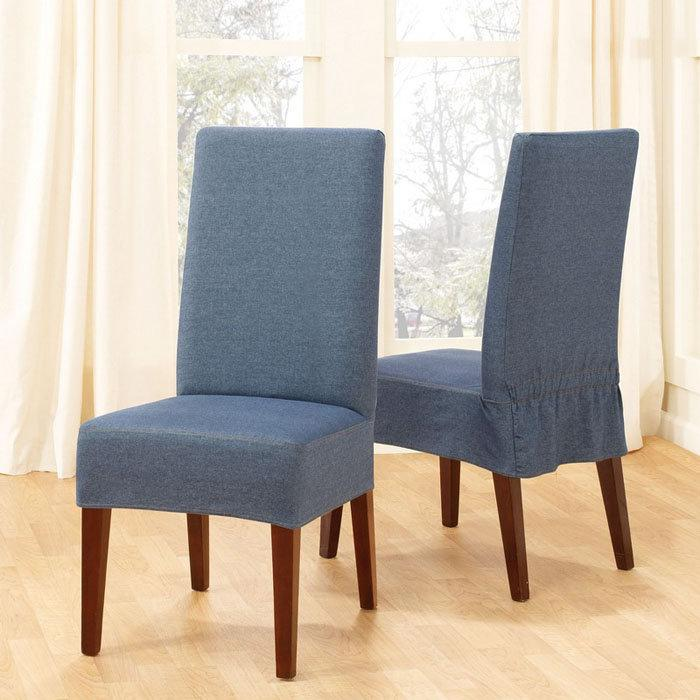 Dining Room Chair Slipcovers Photos