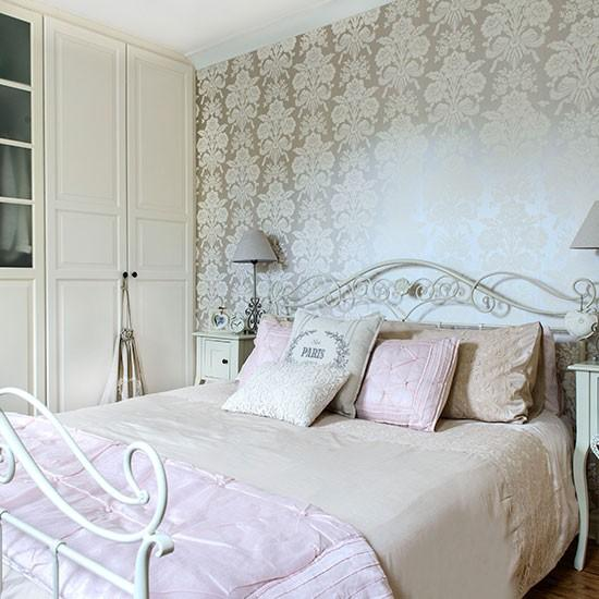 25 Classy And Cheerful Pink Room Decor Ideas: 20 Magnificent Bedroom Wallpaper Design Ideas