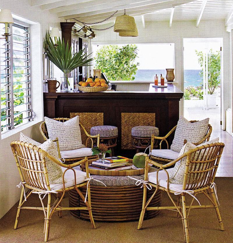 Kitchen Chair Cushions – Inspiration, Photo - Rilane
