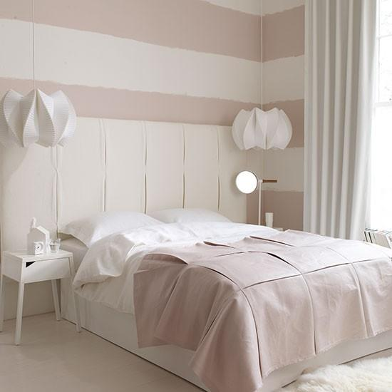 15 light and airy bedroom design ideas rilane for Light pink bedroom ideas