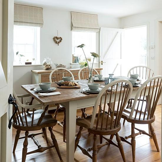 15 Natural Airy Dining Room Ideas Amazing Ideas