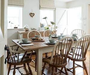 15 Natural Airy Dining Room Ideas