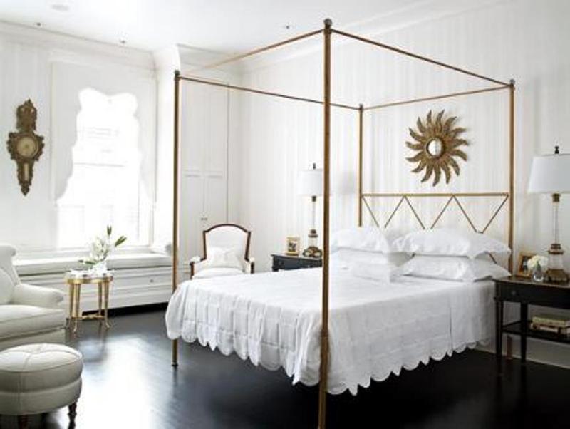15 Dreamy Bedroom Window Treatment Ideas - Rilane