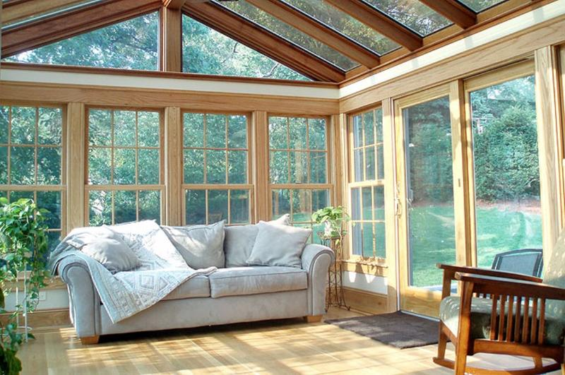 15 Relaxing Sunroom Design Ideas - Rilane