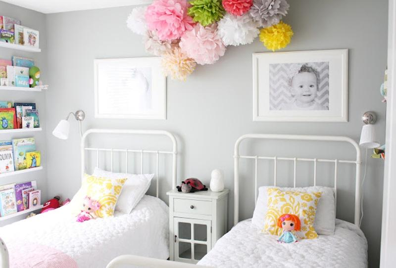 Interior Twin Girls Bedroom Ideas 15 twin girl bedroom ideas to inspire you rilane amazing chic girls bedroom