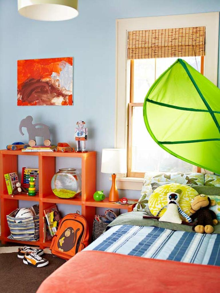 15 creative toddler boy bedroom ideas rilane - Toddler bedroom ideas for small rooms ...