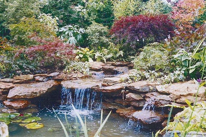backyard ponds ideas outdoor goods