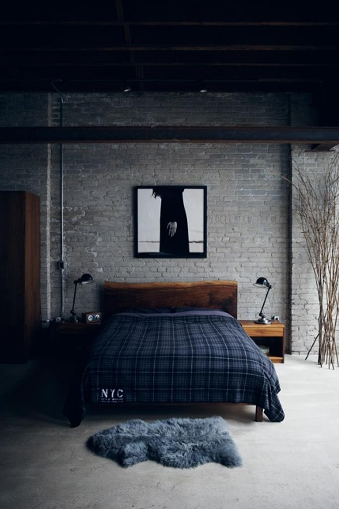Brick Wall Bedroom 20 modern bedroom designs with exposed brick walls  rilane