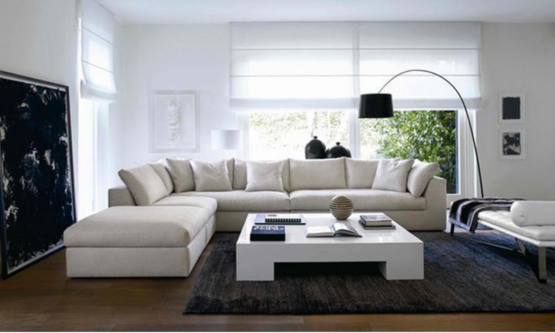 Minimalist Living Room Furniture Beauteous 15 Minimalist Living Room Design Ideas  Rilane Review