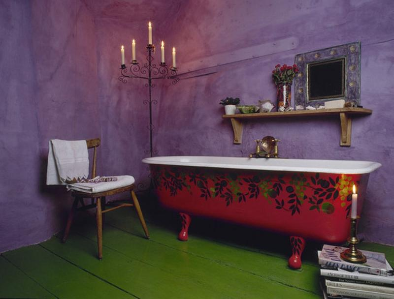 15 whimsical eclectic bathroom design ideas rilane