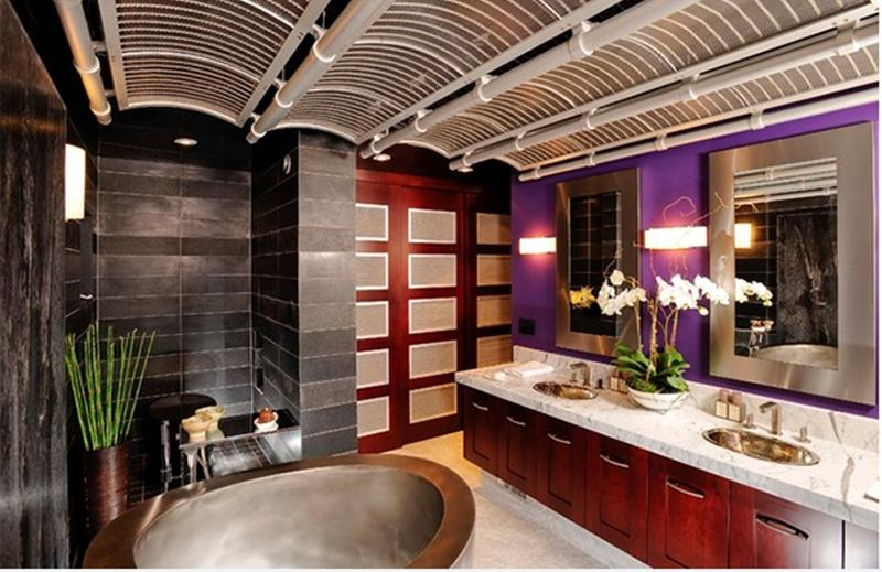 15 Exotic Asian Inspired Bathroom Design Ideas - Rilane