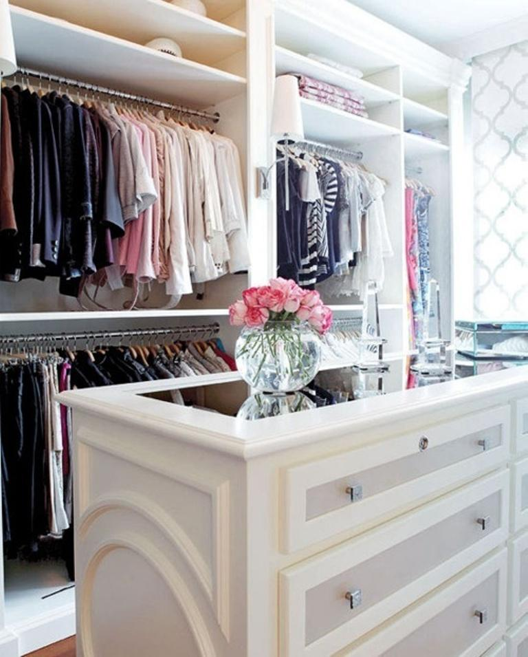 Charming Walk In Closet Image Source Architecture Art Design