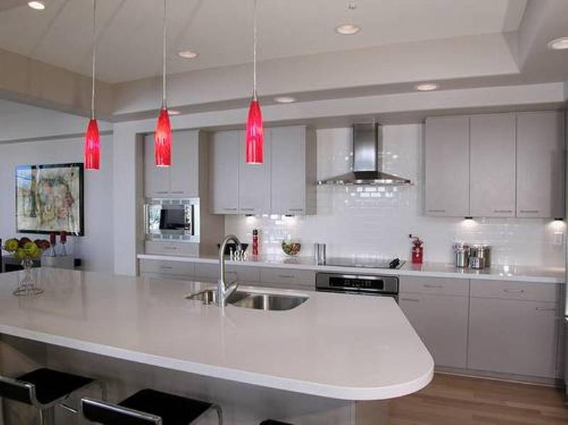Chic Pink Pendant Lights