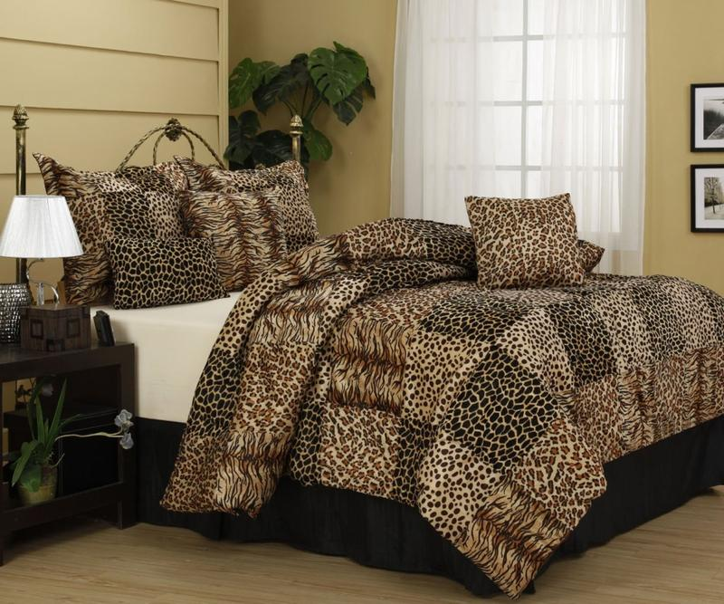 10 amazing bedrooms with cheetah bedding print rilane