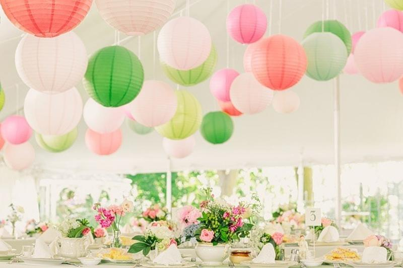 10 creative engagement party decoration ideas rilane - Engagement party decoration ideas home property ...