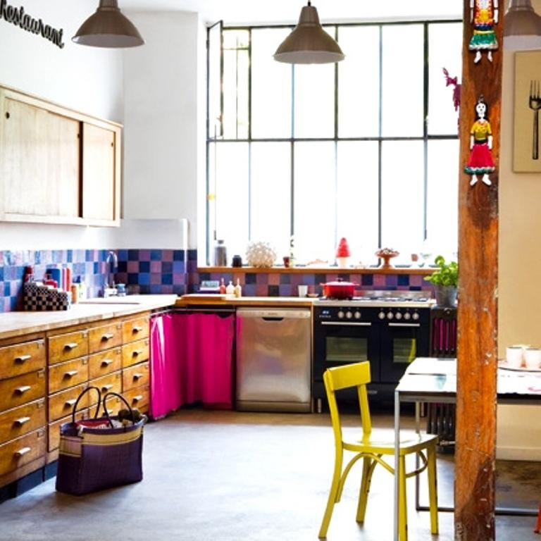 colorful kitchen ideas. 15 Vibrant And Colorful Kitchen Design Ideas O