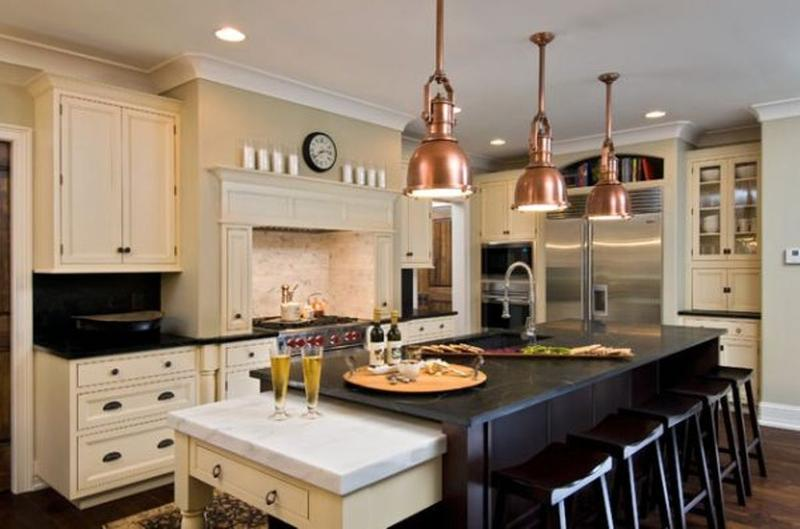 Beautiful Kitchen Ceiling Light Design Ideas