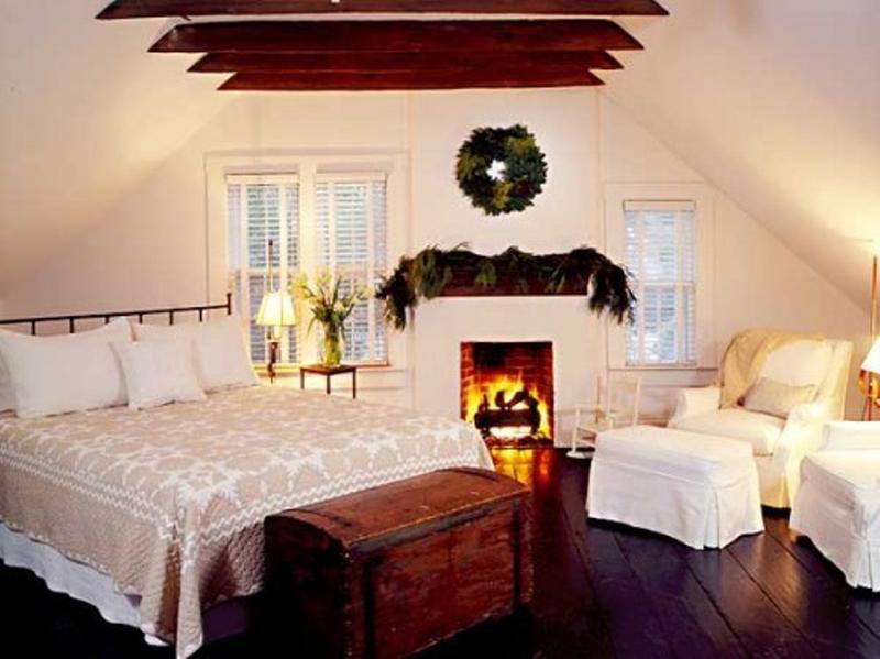 dazzling attic bedroom design ideas