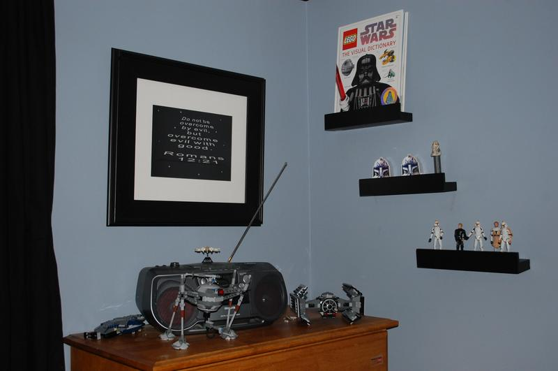 10 Star Wars Bedroom Ideas - Rilane