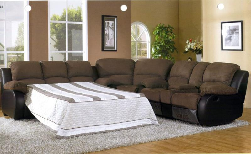 Comfortable Sectional Sleeper Sofa Design Ideas Rilane - Convertible sofa bed sectional