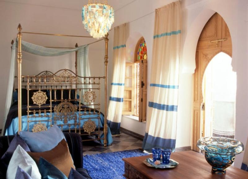 Ecstatic Moroccan Bedroom