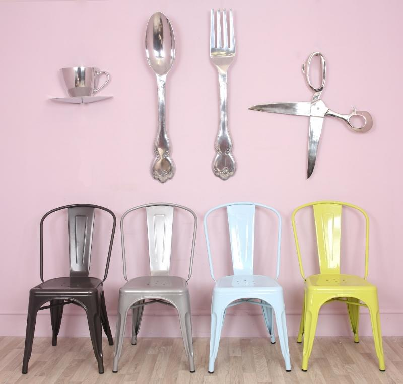 Big Spoon And Fork Wall Decor 10 fun spoon and fork wall decor for creative kitchen - rilane