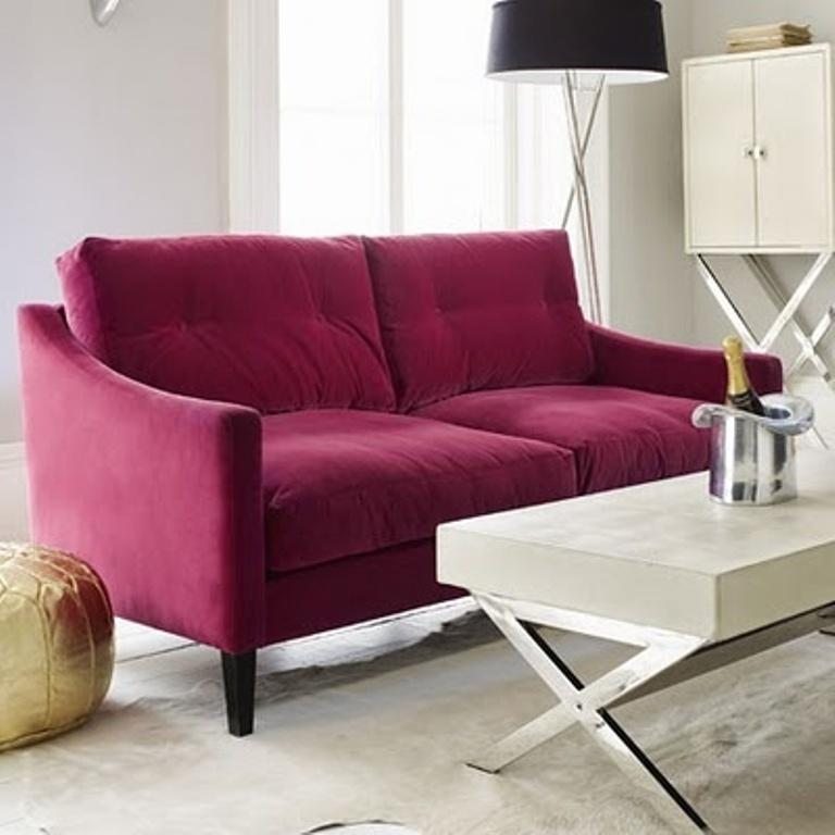 Captivating Velvet Sofa Designs Rilane