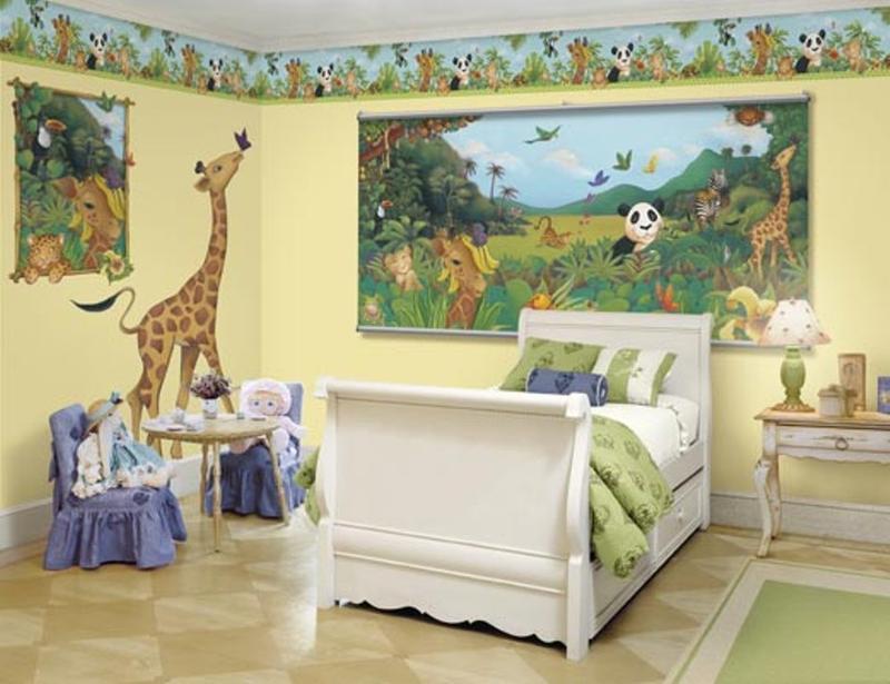 Jungle Bedroom Wallpaper Best Bedroom Ideas 2017 – Jungle Bedroom Ideas