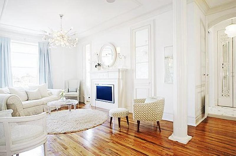 White Living Room Rug Beauteous Dazzling Living Rooms With White Flokati Rug  Rilane Design Ideas