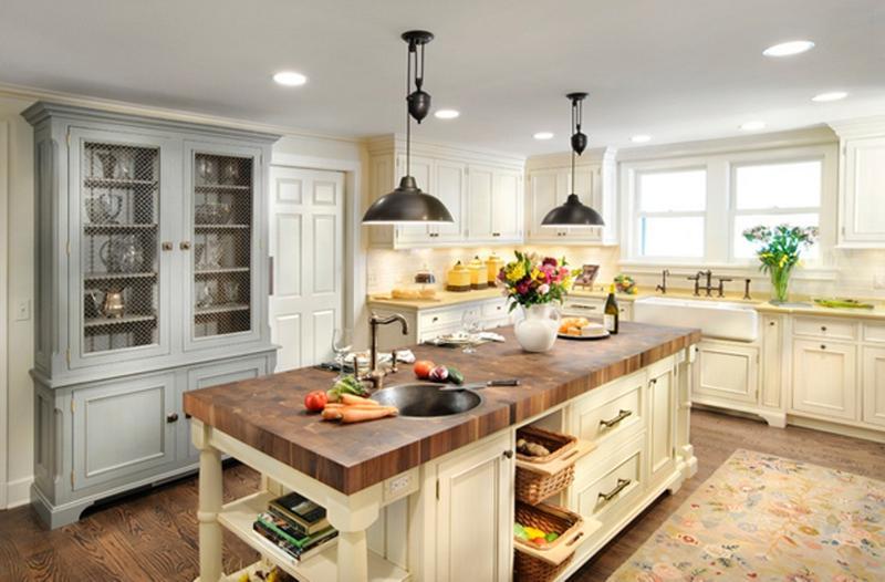 Multifunctional Kitchen Islands with Sink - Rilane