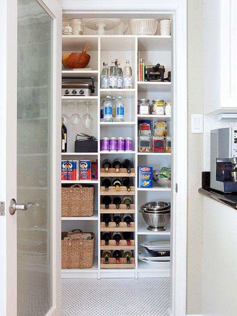 really cabinet its storage tips toanize small built pantry ideas wall easy ikea kitchen in white shelf bookcase lowes