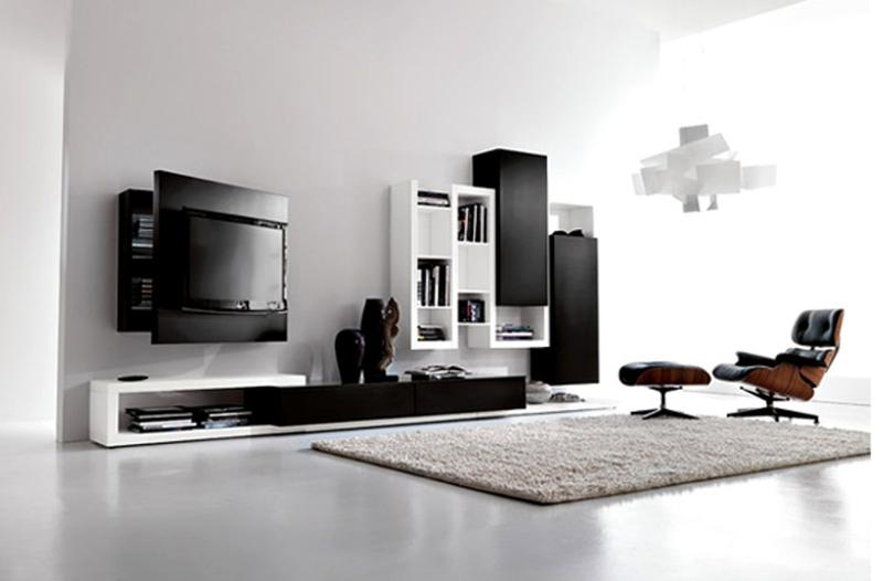 15 Minimalist Living Room Design Ideas - Rilane