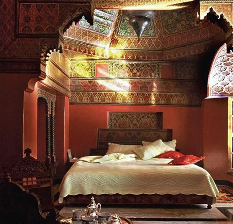 Moroccan Room Design Ideas: Sumptuous Moroccan Themed Bedroom Designs